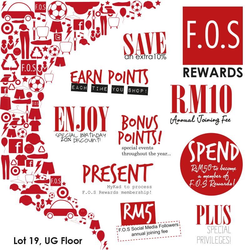 F.O.S Reward Promotion