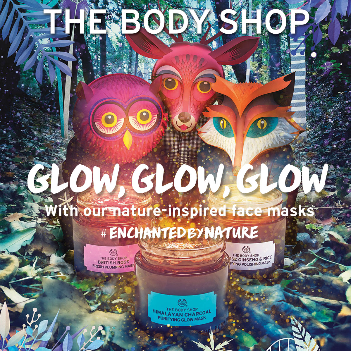 The Body Shop Pre-Christmas Promotion
