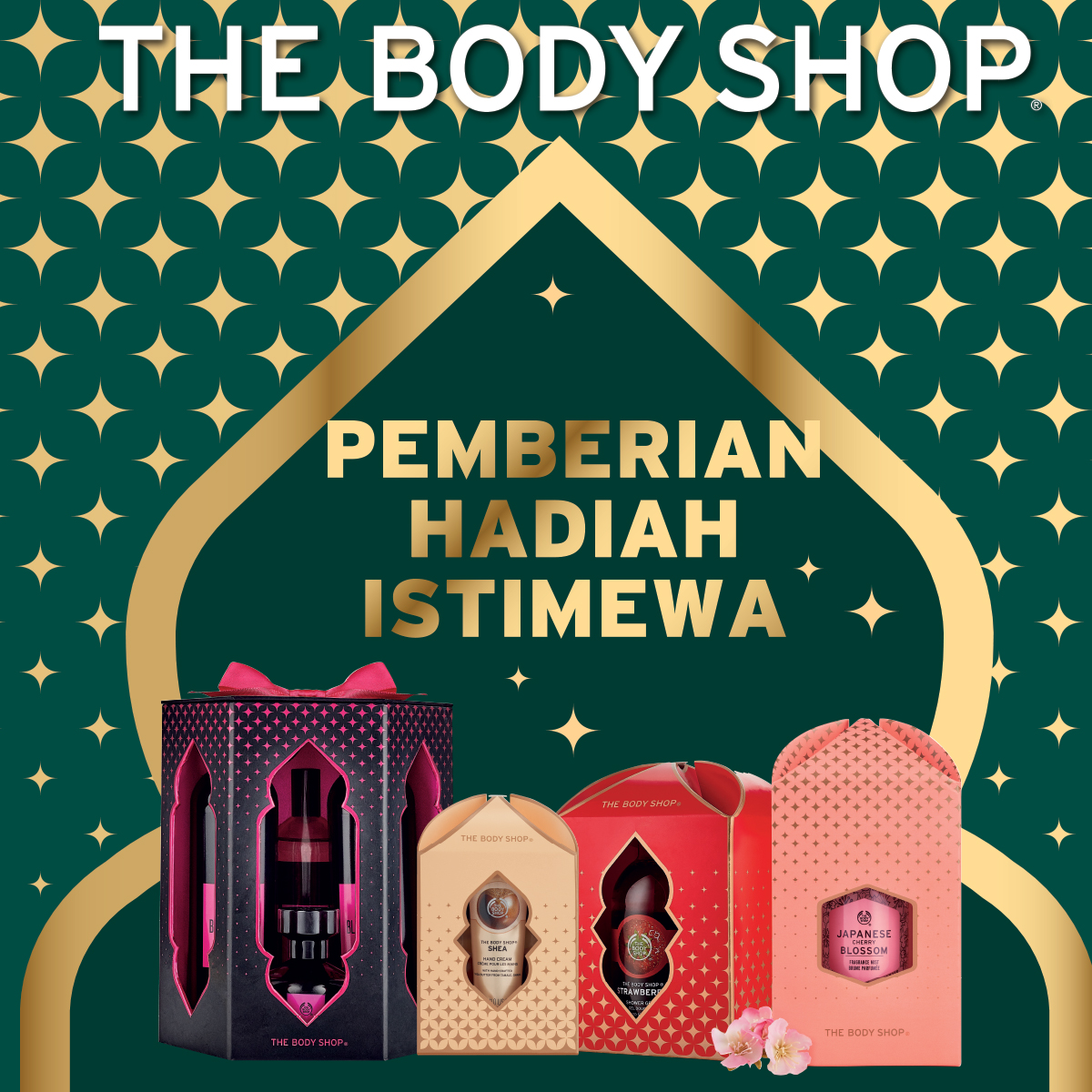 The Body Shop Highlights