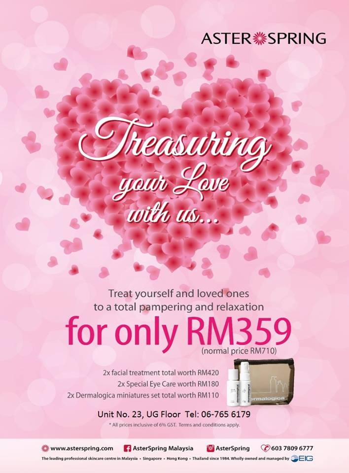 Treasuring Your Love with Us