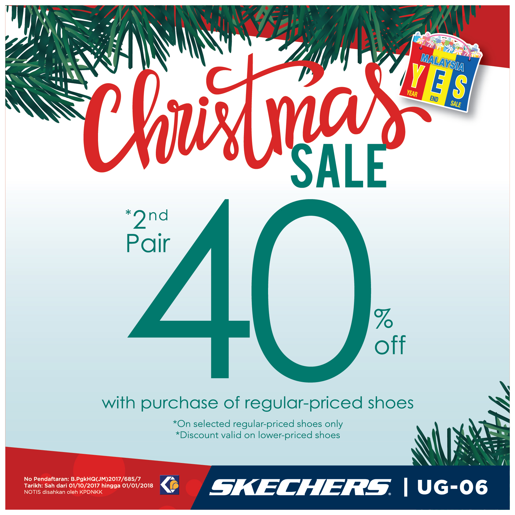 Skechers Christmas Sale