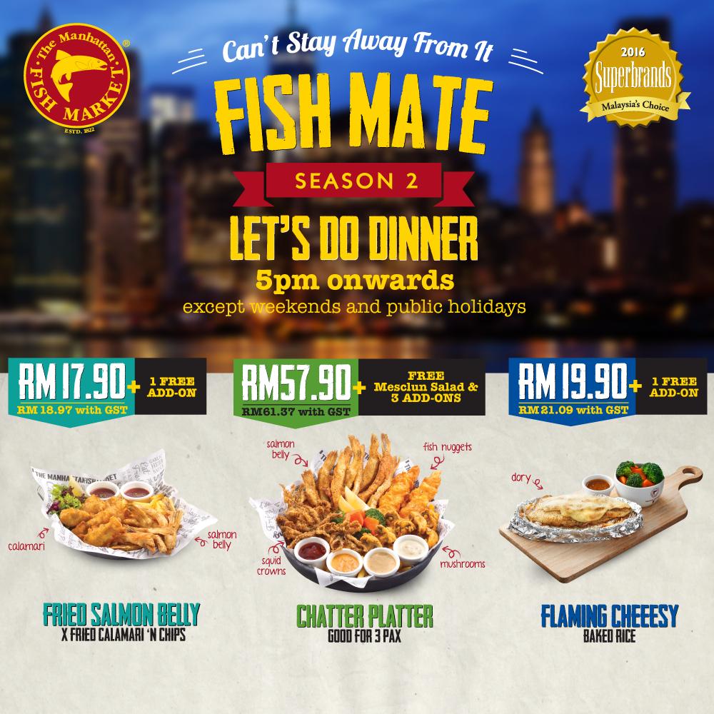 Fish Mate Dinner