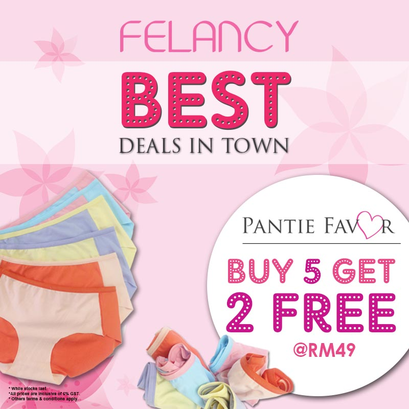 Felancy March Promotion
