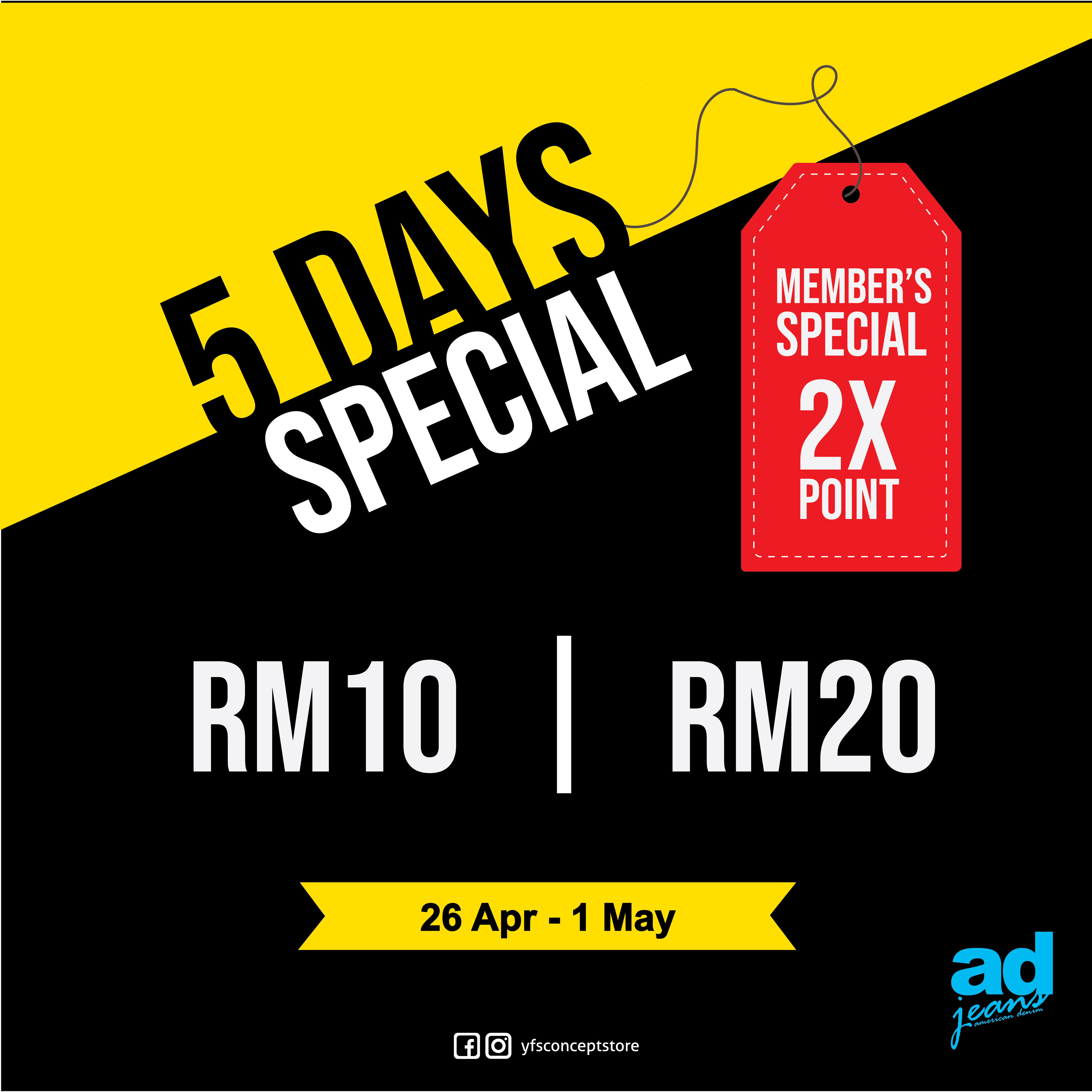 5 Days Special