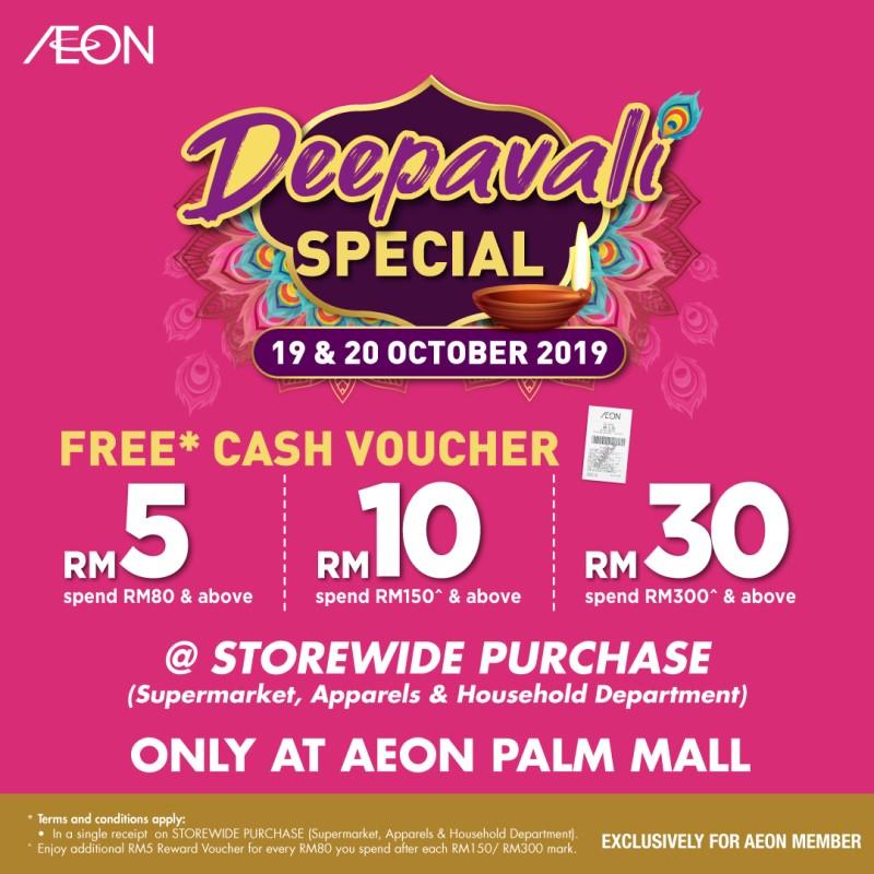 AEON Deepavali Special