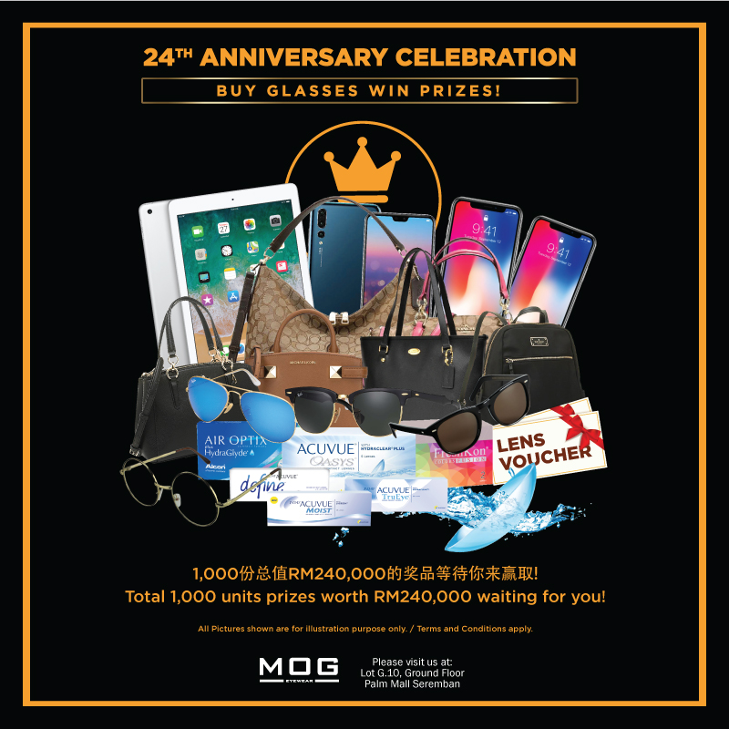 MOG 24th Anniversary Celebration