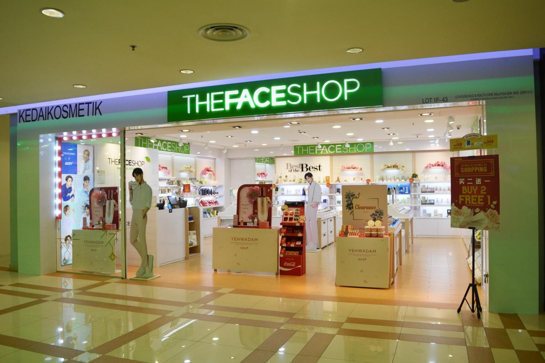 Shopping Mall - Palm Mall Seremban