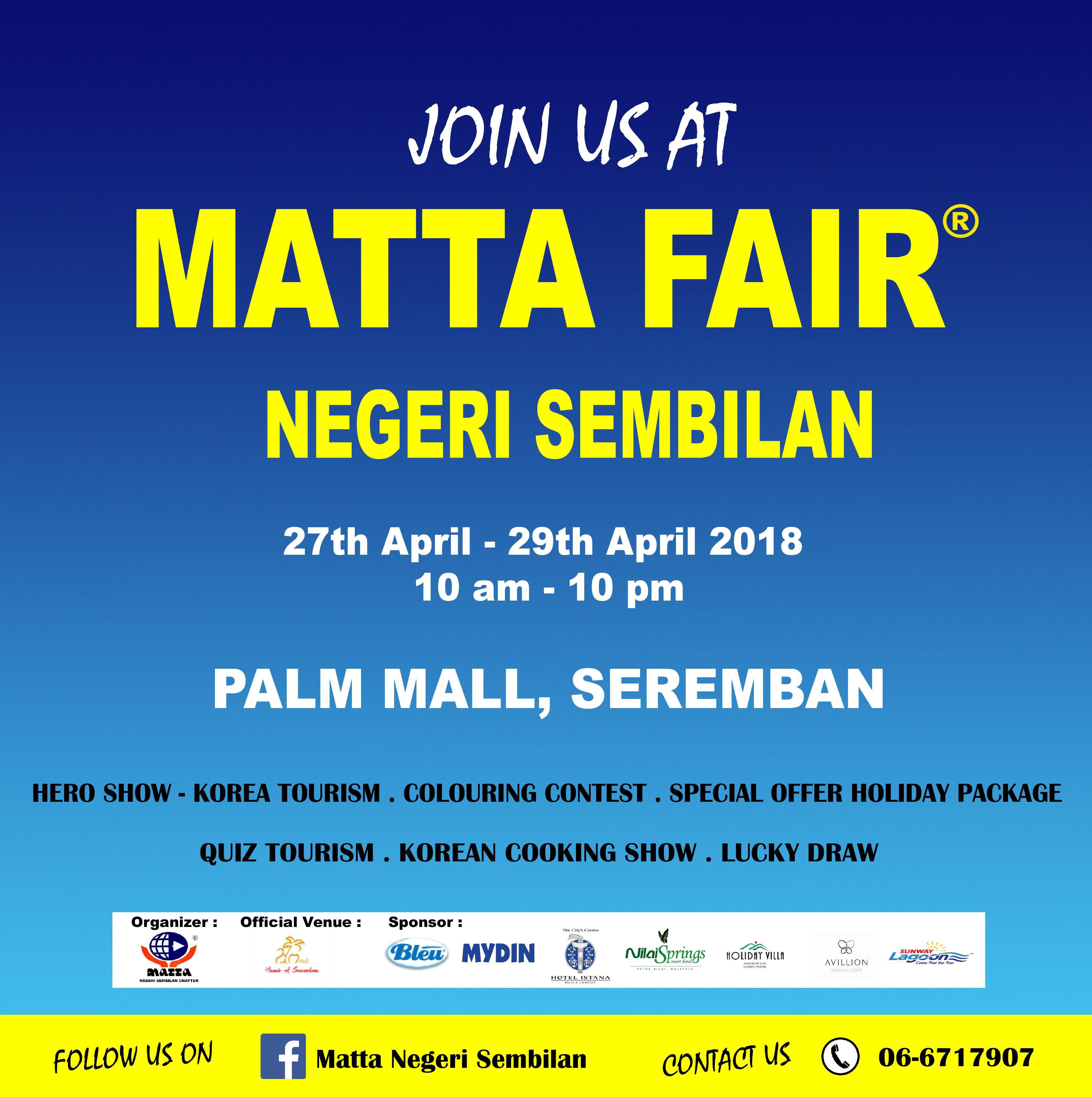 Matta Fair Negeri Sembilan