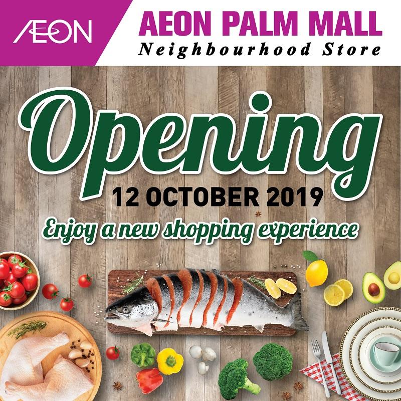AEON Grand Opening !
