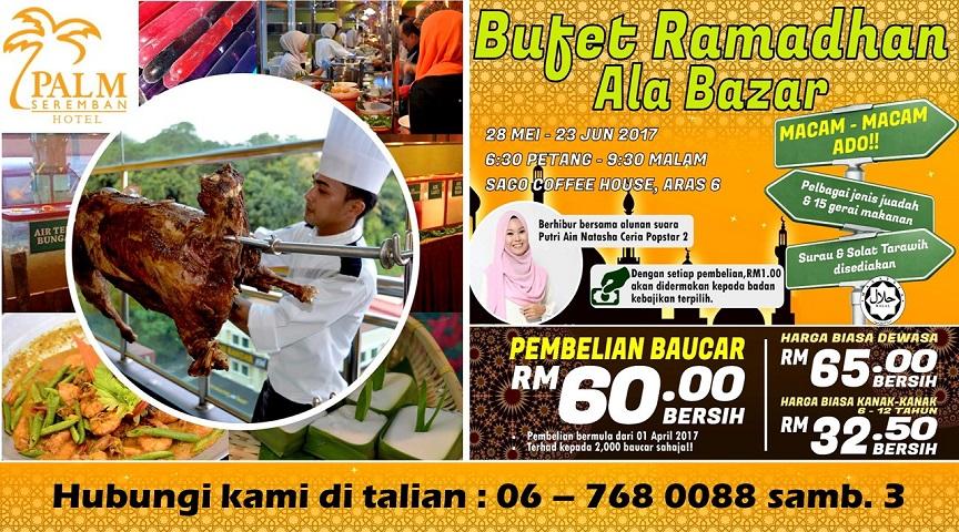 Bufet Ramadhan Ala Bazar