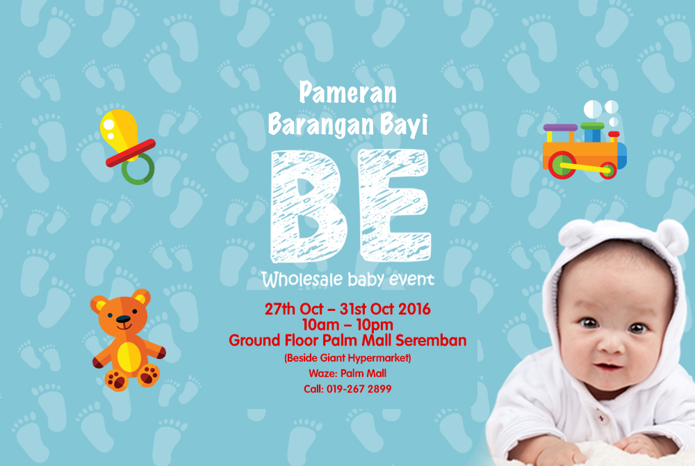 BE BABY FAIR CRAZY SALES