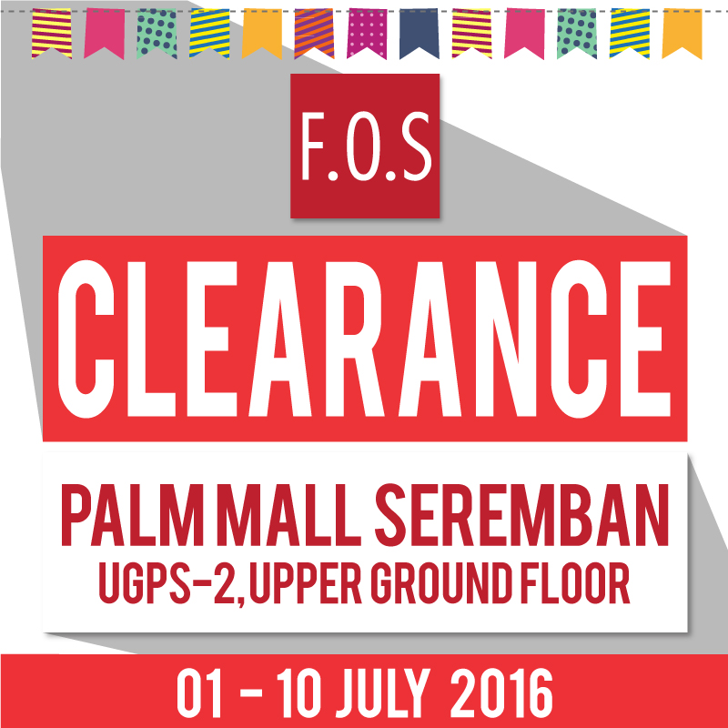 F.O.S Clearance Event