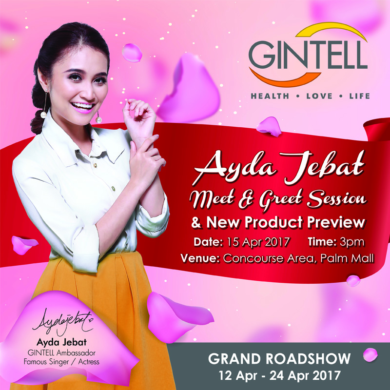 Ayda Jebat Meet & Greet Session