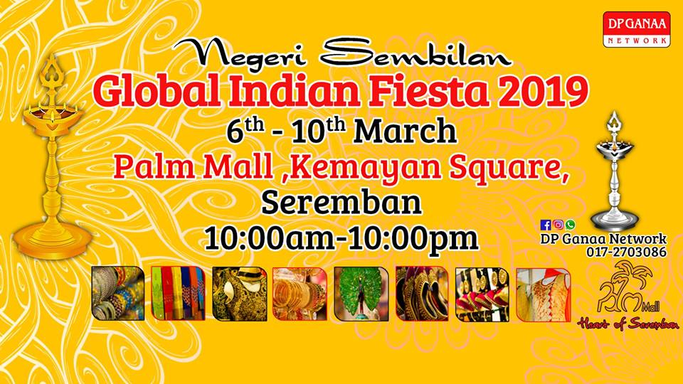 Global Indian Fiesta 2019