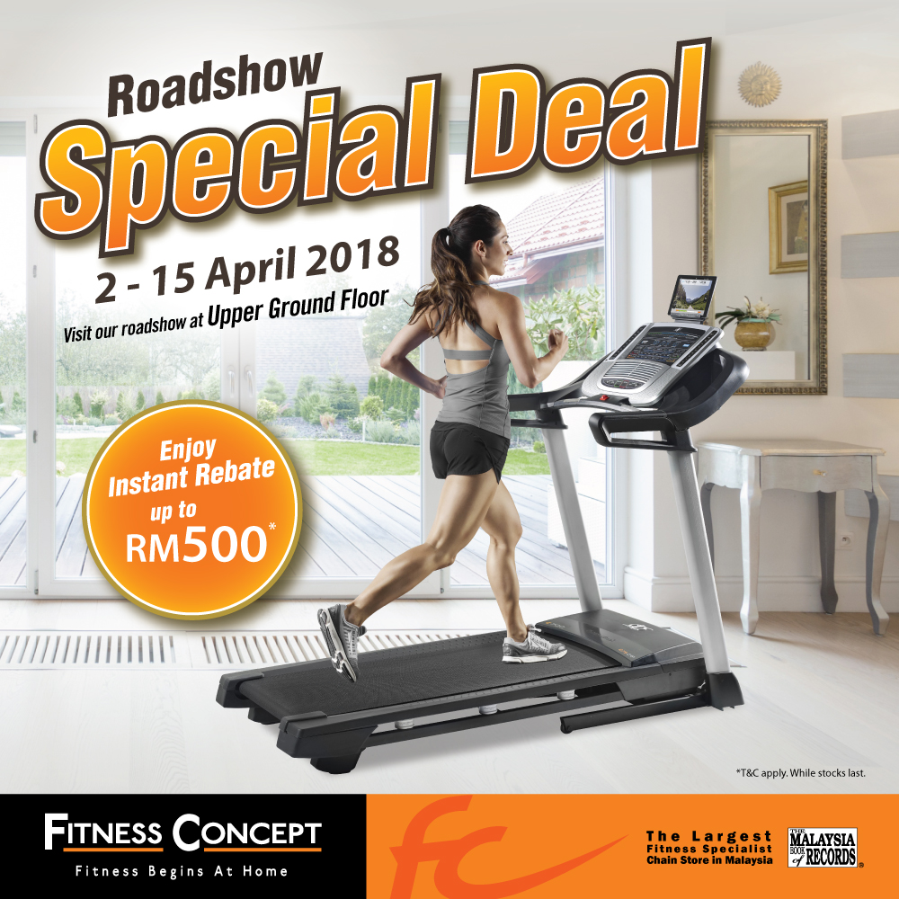 Fitness Lovers Promotion