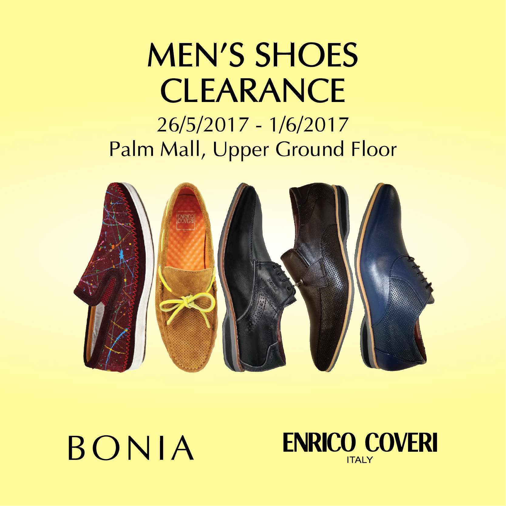 MEN'S SHOES CLEARANCE
