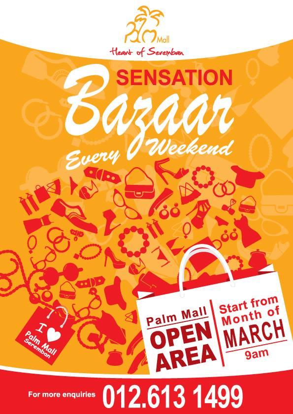 Sensation Bazaar